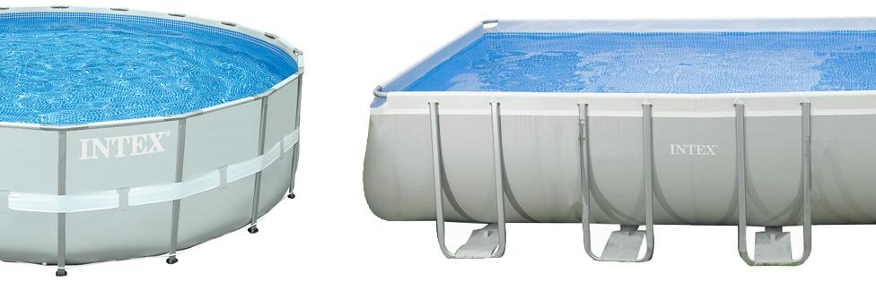 Intex Ultra Frame Pool verzamel