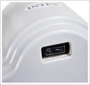 Intex Filterpomp 5678 - Waterdichte aan/uit-knop