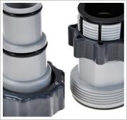 Adapters Intex Zoutwatersysteem