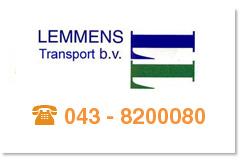 Lemmens Transport