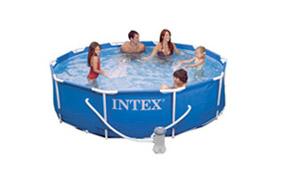 Intex Metal Frame Pool - Intex zwembad kopen