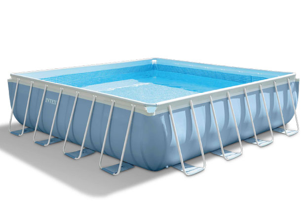 Intex prism frame pool 488 x 488