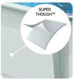 Ultra Frame Pool - Super Though liner