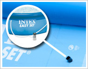 Intex easy set pool liner