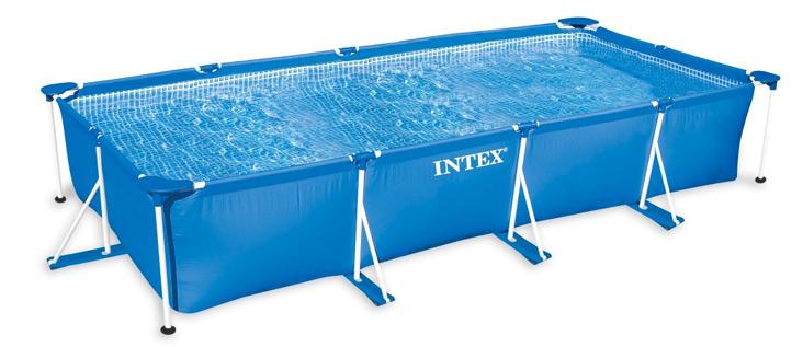 Intex metal frame pool 450