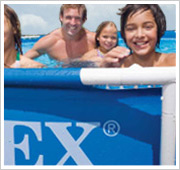 Sterk frame - Intex Metal Frame Pool