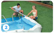 intex ultra-Frame Pool Set 4x2
