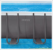 Intex Ultra Frame Pool afdekzeil