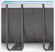 Intex Ultra Frame Pool stabiel