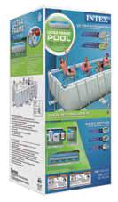 Verpackung Intex Ultra-Frame Pool