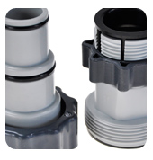 Adapters Intex Zoutwatersysteem