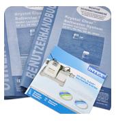 Handleiding Intex zoutwatersysteem