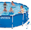 Piscine tubulaire - Intex Metal Frame