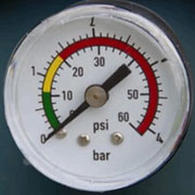 Intex zandfilterpomp manometer