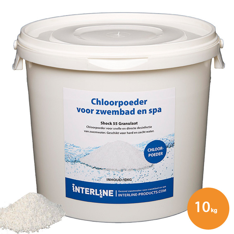 Afbeelding van Chloorshock granulaat (10 kg)