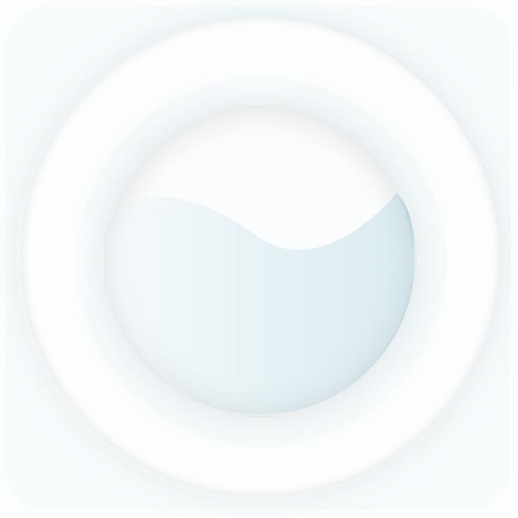 INTEX™ zwemband - Transparant (Ø 97 cm)