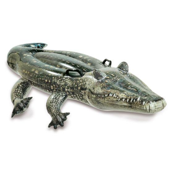 INTEX™-opblaasbare-krokodil