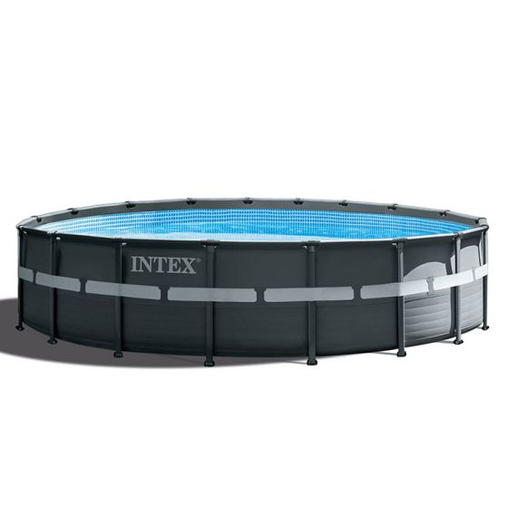 INTEX™-Ultra-XTR-Frame-Pool---Ø-549-cm-(set-incl.-zandfilterpomp)