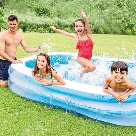 INTEX™-swim-Center-Family-Pool-(262-x-175-cm)