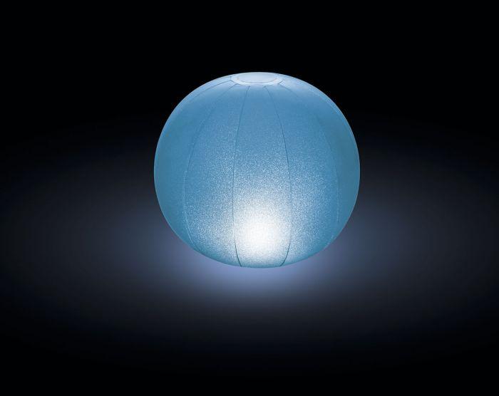 INTEX™-led-bal-drijvend-opblaasbaar