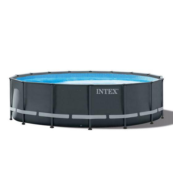 INTEX™-Ultra-XTR-Frame-Zwembad-Ø-488-cm-(set-incl.-zandfilterpomp)