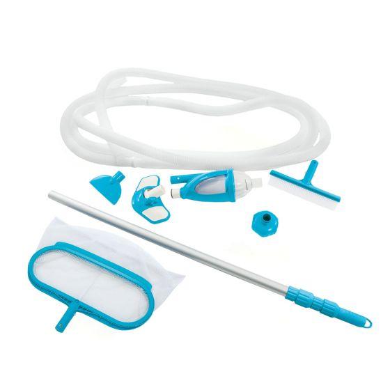 INTEX™-schoonmaakset-zwembad-Deluxe---Ø-29,8-mm-aansluiting-(incl.-steel)