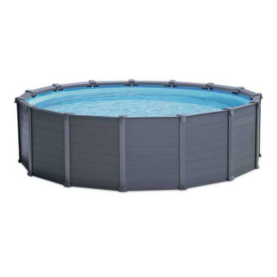 Intex-Graphite-Panel-Pool-Ø-417-cm-(set)