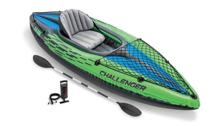 INTEX™-Opblaasboot---Challenger-K1-Kayak