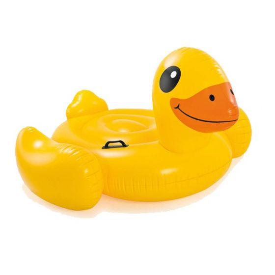 INTEX™-ride-on---Yellow-duck