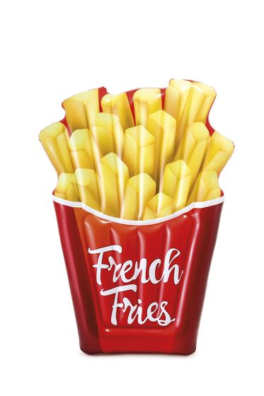 INTEX™-luchtbed-french-fries