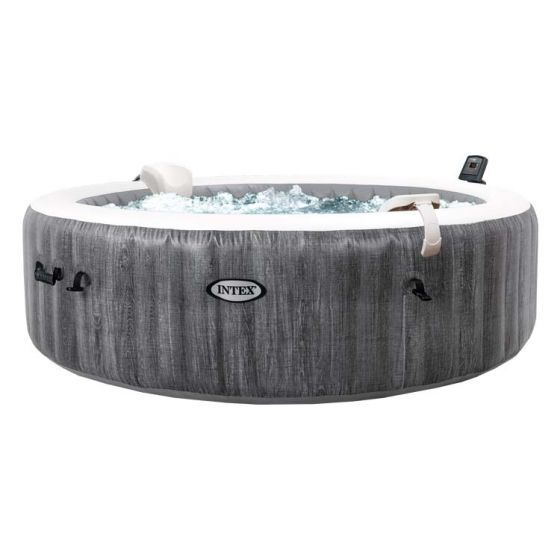 Intex-PureSpa-Bubble-Greywood-4-personen---Ø-196-cm