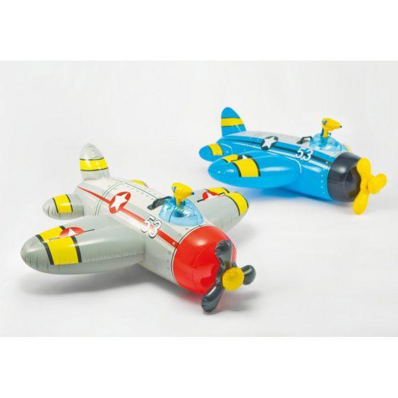 INTEX™-Water-Gun-Plane-Ride-On