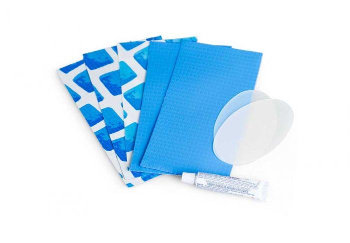 Intex-reparatieset-blauw