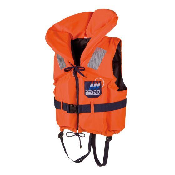 Besto-reddingsvest-85N-met-kraag-50-70-kg