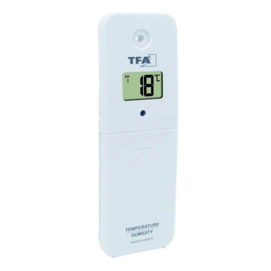 Buitenzender-TFA-Dostmann-MARBELLA-Zwembad-Thermometer