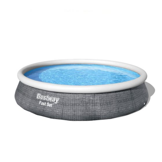 Bestway-Fast-Set-Ø-396-rotan-zwembad