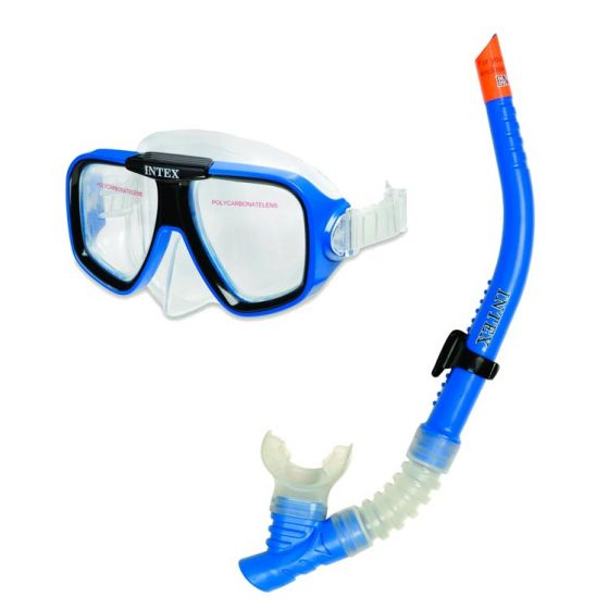 INTEX™-duik/snorkelset---Reef-Rider