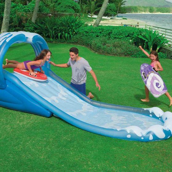 INTEX™-Surf-'-N-Slide---Waterglijbaan