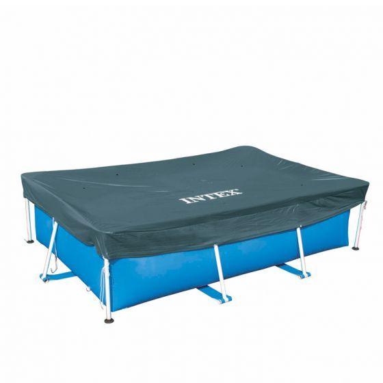INTEX™-afdekzeil---Metal-Frame-Pool---450-x-220-cm
