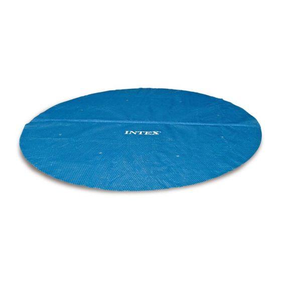 INTEX™-solar-cover-/-isolerend-afdekzeil---Ø-488-cm