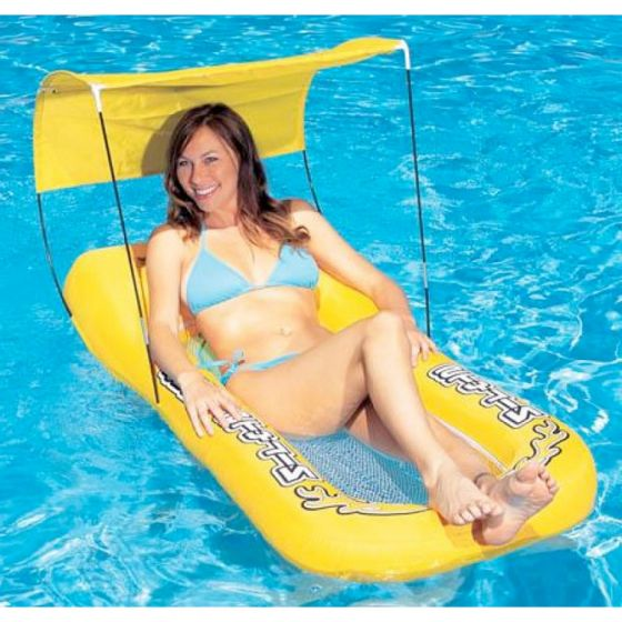 INTEX™-Luchtbed-sun-styling-lounge