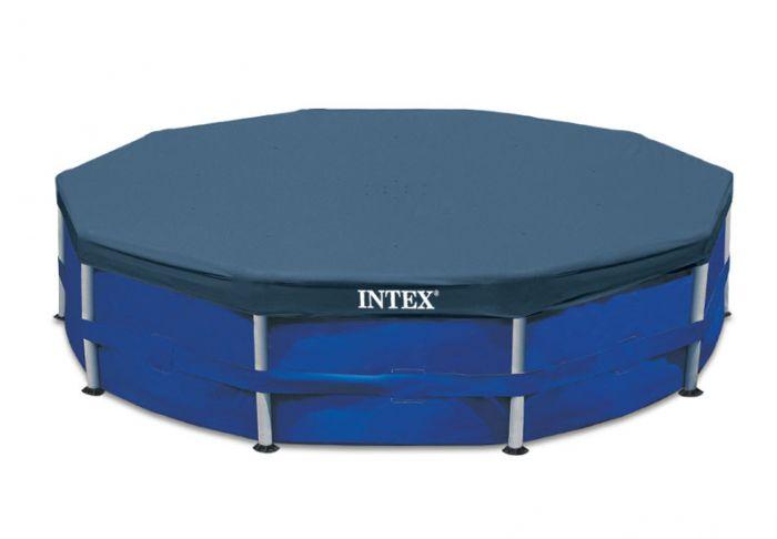 INTEX™-afdekzeil---Metal-Frame-Pool---Ø-366-cm