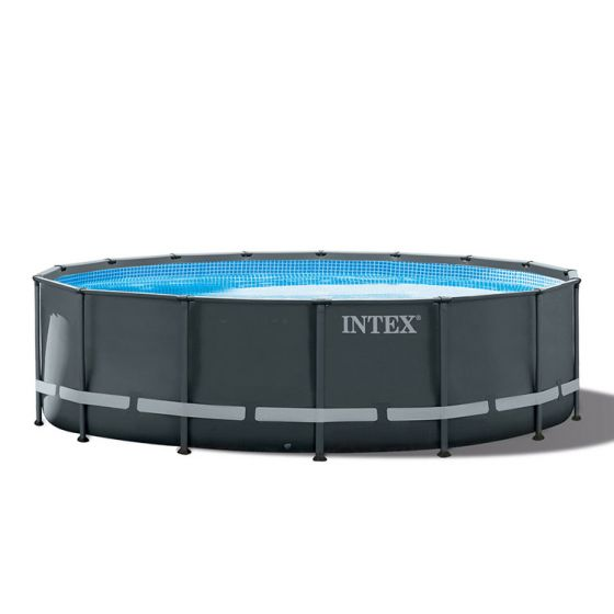 INTEX™-Ultra-XTR-Frame-Zwembad-Ø-488-cm-(set-incl.-zandfilterpomp)