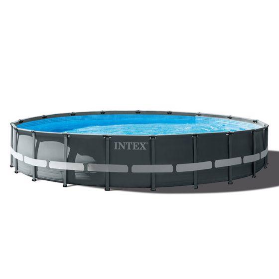 INTEX™-Ultra-XTR-Frame-Pool---Ø-610-cm-(set-incl.-zandfilterpomp)