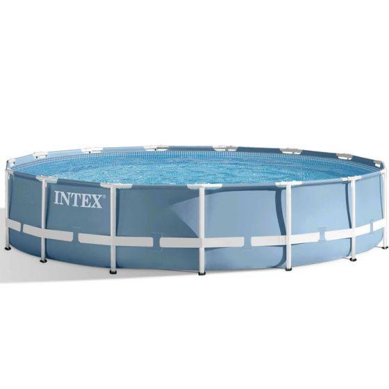 INTEX™-Prism-Frame-Zwembad---Ø-457-x-107-cm-(set)