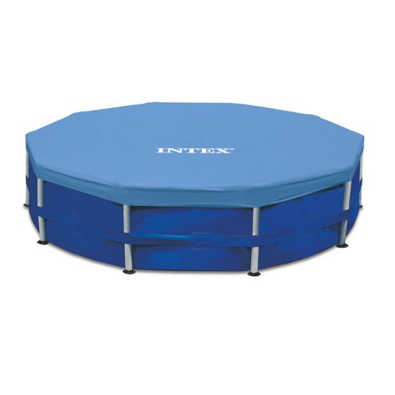 INTEX™-afdekzeil---Metal-Frame-Pool---Ø-457-cm