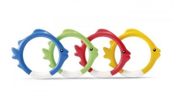 INTEX™-fun-duikringen-vissenthema