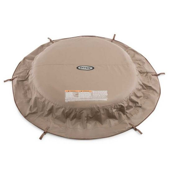 INTEX™-PureSpa-isolerend-afdekzeil-beige---4pers.-spa