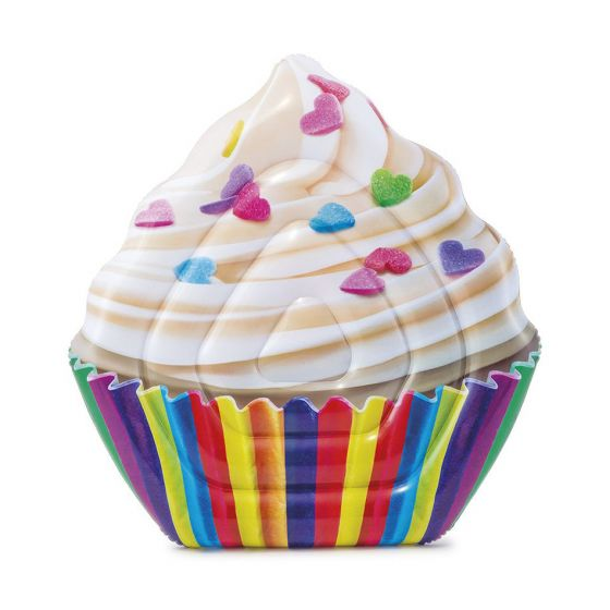 INTEX™-Luchtbed-cupcake-mat