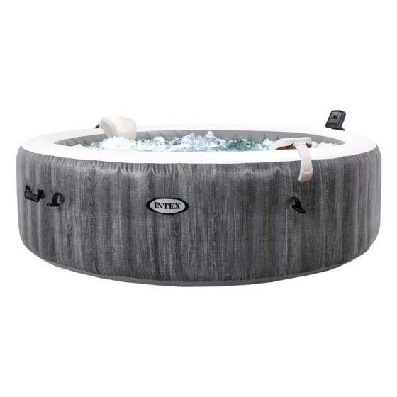 Intex-PureSpa-Bubble-Greywood-6p---Ø-216-cm